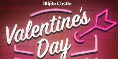 Valentines Day at White Castle