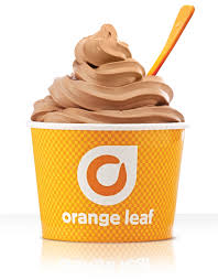 Orange Leaf Frozen Yogurt coupons and specials