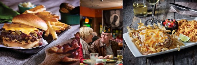 Applebee's celebrates Veterans Day 2016
