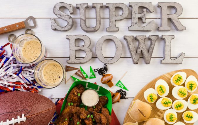 Super Bowl food and drink specials