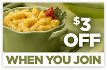 Get a Boston Market coupon when you join