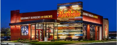 Coupons, specials at Red Robin