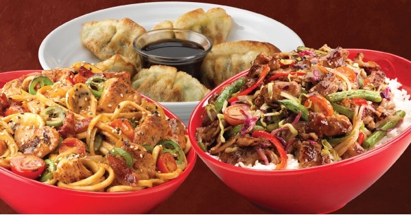 picture relating to Genghis Grill Printable Coupon titled Genghis Grill Gains EatDrinkDeals