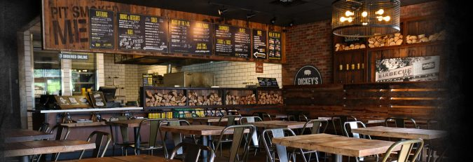 Coupons and specials at Dickeys BBQ