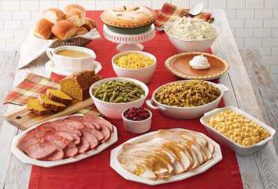 Bob Evans Premium Thanksgiving Feast