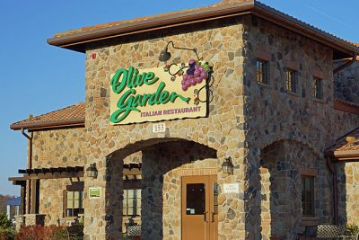 Olive Garden coupons and specials