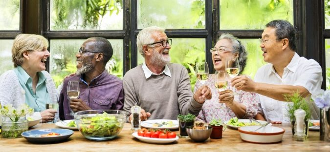 Dining discounts for AARP members
