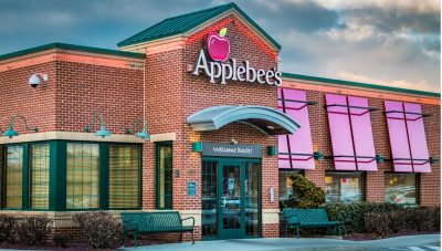 Applebee's exterior (Photo: Shutterstock)