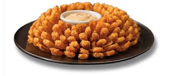 Outback's signature Bloomin' Onion appetizer
