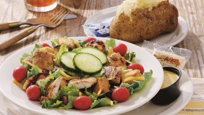 Cracker Barrel Country House Salad