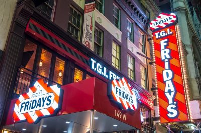 TGI Fridays coupons, specials