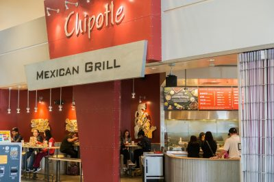 Chipotle coupons, Chipotle specials