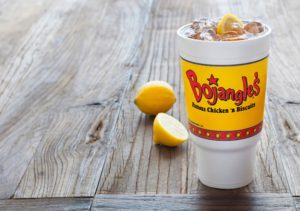Bojangles cuts tea prices to $1 for summer of 2019
