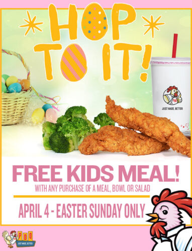 PDQ Easter Deal