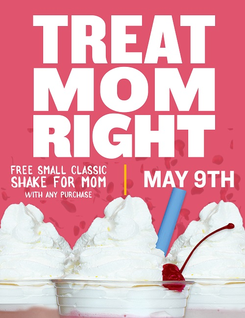 PDQ Mother's Day Deal